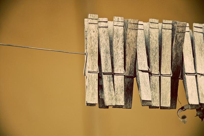 """Clothespins"""