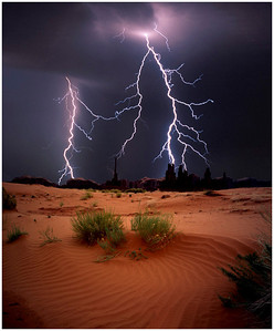 Electrified Desert