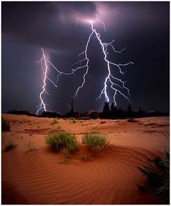 Electrified Desert