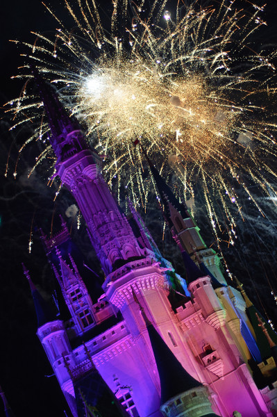 Cinderella's Castle - Walt Disney World - Orlando