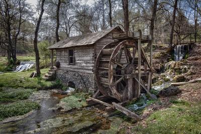 Reed Springs Mill