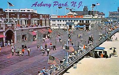 Asbury Park New Jersey
