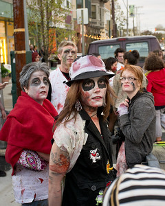 Asbury Park Zombie Walk--2011