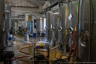 The French Broad Brewing Co. Brewery