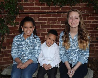 Ashtyn,Tianna & Rico the man