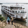 LA MARGUERITE, OF AMA WATERWAYS. THE BEGINNING OF OUR 7 DAY CRUISE FROM SEAM REAP TO HO CHI MINH.