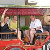 SHARON, BOB AND JOAN GO ON SHOPPING SPREE IN PHNOM PENH.