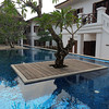 Luang Prabang, Laos, The Xiengthong Palace Hotel.
