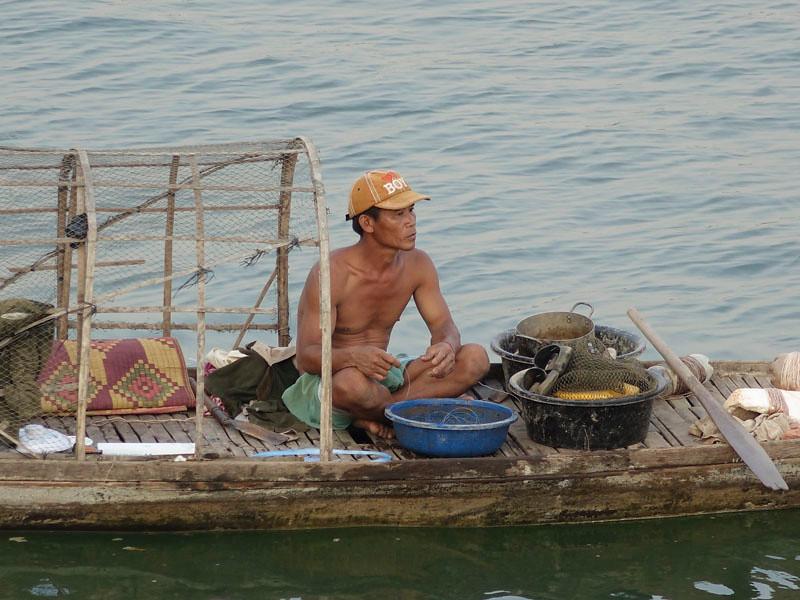 Fisherman.