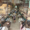 VIETNAM. SILK WEAVING FACTORY.