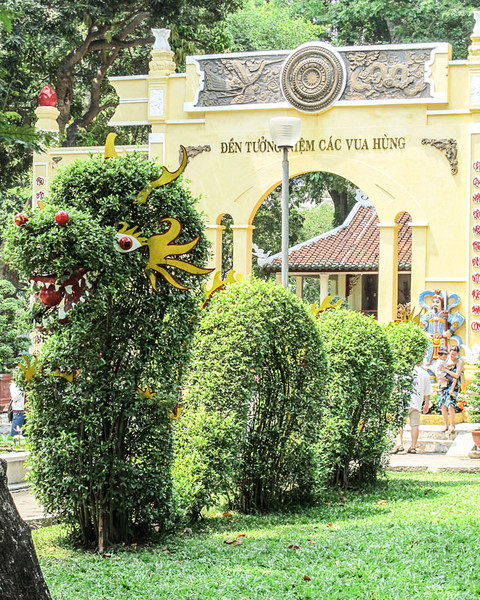 SAIGON. PRETTIEST PARK.