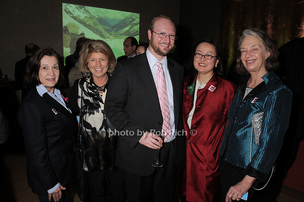 Brook   Mason, Wendy Moonan,Jason Steuber, Jiyoung Koo, Suzanne Charle<br /> photo by Rob Rich © 2010 robwayne1@aol.com 516-676-3939