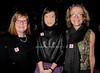 Margaret Tao, Yi Fawn Lee, Dessa Godeart Bonhams<br /> photo by Rob Rich © 2010 robwayne1@aol.com 516-676-3939