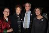 Jiyoung Koo, Shelley Rubin, Donald Rubin, Joan Mirviss<br /> photo by Rob Rich © 2010 robwayne1@aol.com 516-676-3939