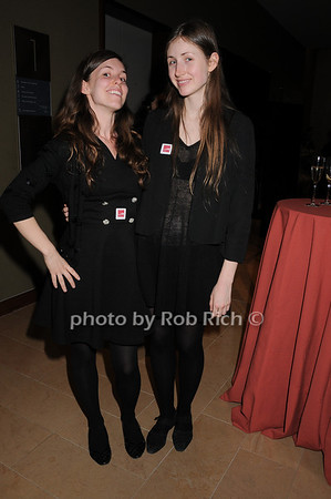 Sophia Takal, Kate Sheil<br /> photo by Rob Rich © 2010 robwayne1@aol.com 516-676-3939