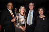 Ravi Akhoury, Ginny Akhoury, Donald Rubin, Joan Mirviss<br /> photo by Rob Rich © 2010 robwayne1@aol.com 516-676-3939