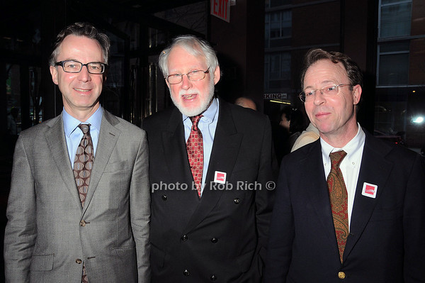 Brendon Lynch, Martine Lerner, Andre Kahane<br /> photo by Rob Rich © 2010 robwayne1@aol.com 516-676-3939