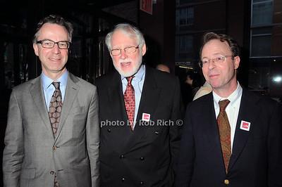 Brendon Lynch, Martine Lerner, Andre Kahane photo by Rob Rich © 2010 robwayne1@aol.com 516-676-3939