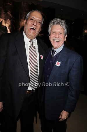 Ramesh Kapoor, Arnold Lieberman<br /> photo by Rob Rich © 2010 robwayne1@aol.com 516-676-3939