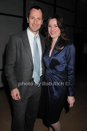 Edward Wilkinson, Theresa McCullough<br /> photo by Rob Rich © 2010 robwayne1@aol.com 516-676-3939