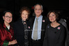 Jiyoung Koo, Shelley Rubin, Donald Rubin, Joan Mirviss<br /> photo by Rob Rich © 2010 robwayne1@aol.com 516-676-3939