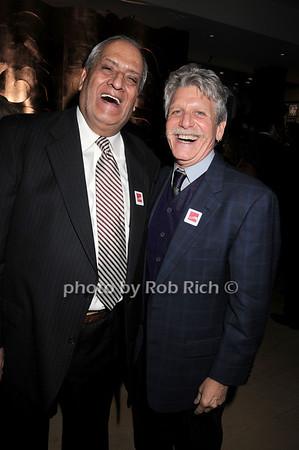 Ramesh Kapoor, Arnold Lieberman<br /> photo by Rob Rich © 2010 robwayne1@aol.com 516-676-3939