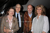 Gabrielle Lurie, Sam Lurie, John Eskenazi,  Fausta Eskenazi<br /> photo by Rob Rich © 2010 robwayne1@aol.com 516-676-3939