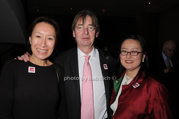 Margrite Scholten, Rene Scholten . Jiyoung  Koo <br /> photo by Rob Rich © 2010 robwayne1@aol.com 516-676-3939