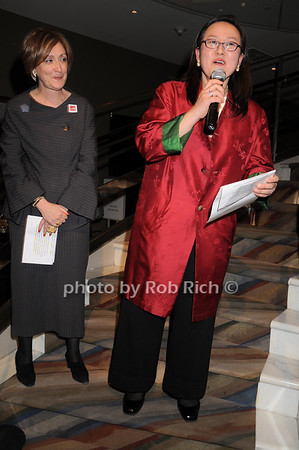 Joan Mirviss, Jiyoung Koo<br /> photo by Rob Rich © 2010 robwayne1@aol.com 516-676-3939