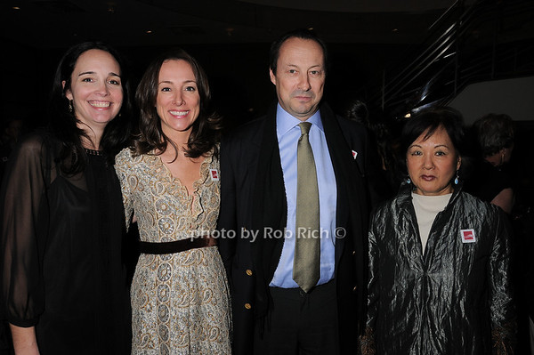 Margi Gristina, Edith, Dicconson,  Conor Mahony, Dora Wong<br /> photo by Rob Rich © 2010 robwayne1@aol.com 516-676-3939