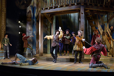 Asolo Rep, Shakespeare In Love Media Selection