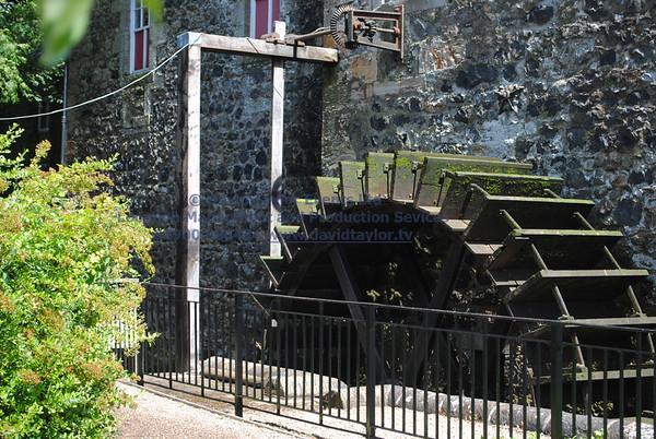 Dalgarven mill (Side Car park 12E)  - 4