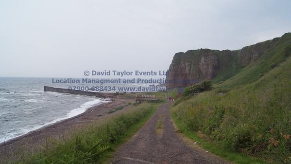 Auchmithie Beach - 02