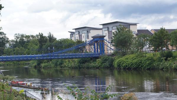 St Andrews Bridge Glasgow - 1