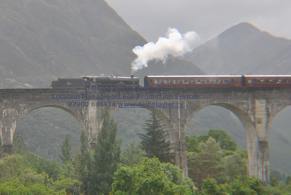 Glenfinnan viaduct (road 14S) - 2