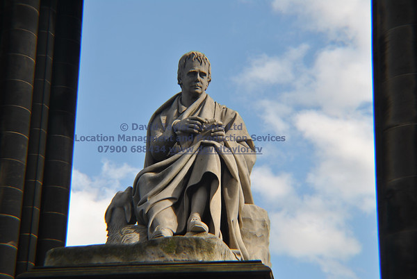 Scott Monument (Princess street 18S) - 2