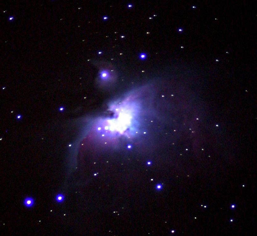 M-42 image close-up.