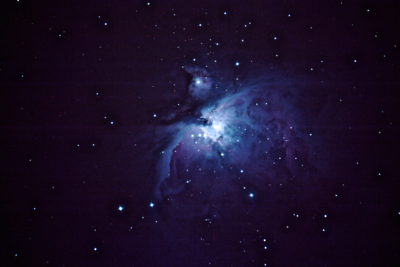 20130303 Orion nebula
