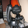 Celestron NexStar 6SE with Canon Rebel XTi