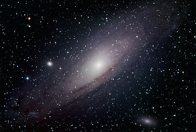 M31, the Andromeda galaxy