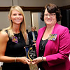 Don Knight |  The Herald Bulletin<br /> Traci Barber received the Community Rising Star Award.
