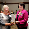Don Knight |  The Herald Bulletin<br /> Community Shining Star winner Nanette Gray.
