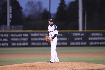 Athens-Ardmore Baseball 2-19-13