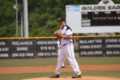 Athens-Russellville Game 2- April-14-12