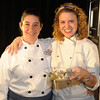 Berenice Dearauyo and Chef Michelle Bernstein