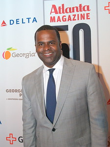 Atlanta Mayor, Kasim Reed.