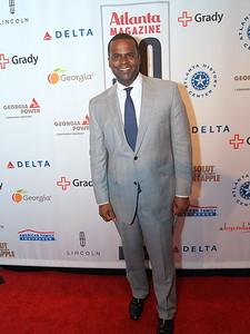 Atlanta Mayor, Kasim Reed.