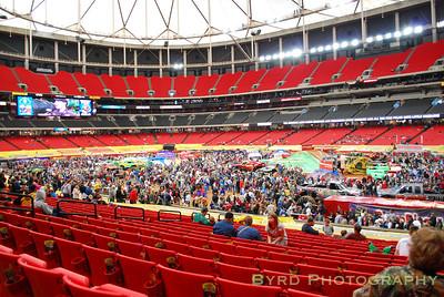 Atlanta Monster Jam--2011