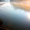 Chattahoochee River at Powers Ferry-- click image for larger view