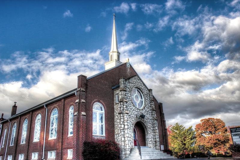 First baptist Church, Bolton Rd, Smyrna GA